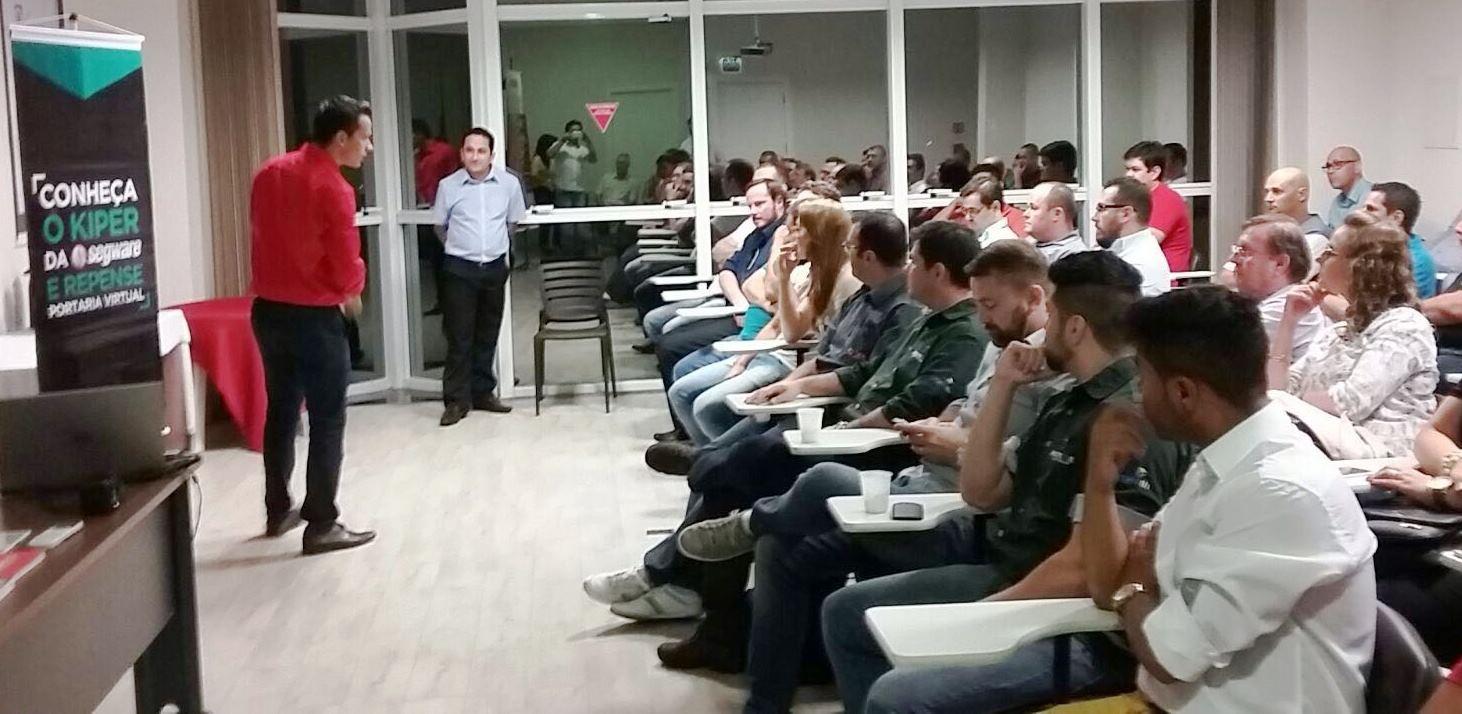 Em Porto Alegre, workshop Kiper reúne 50 profissionais
