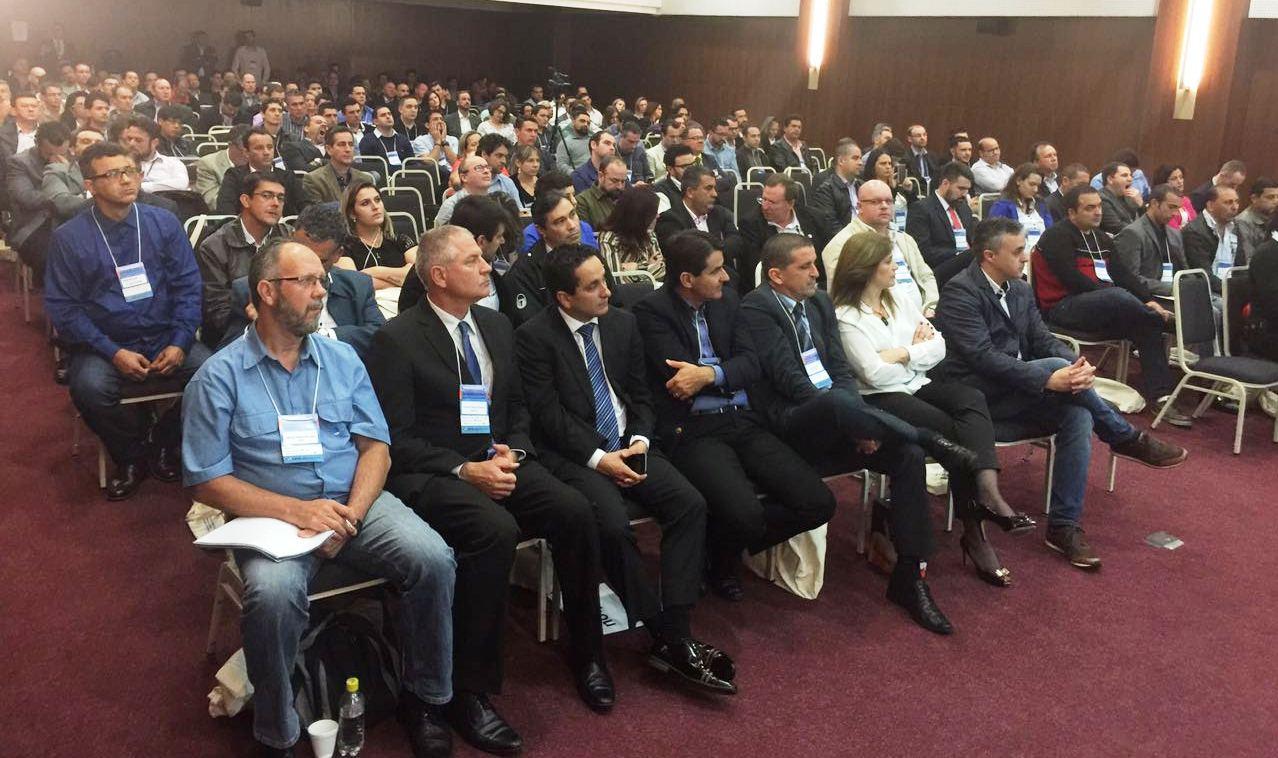 Gestores do Kiper palestram para mais de 250 profissionais em evento do SIESE