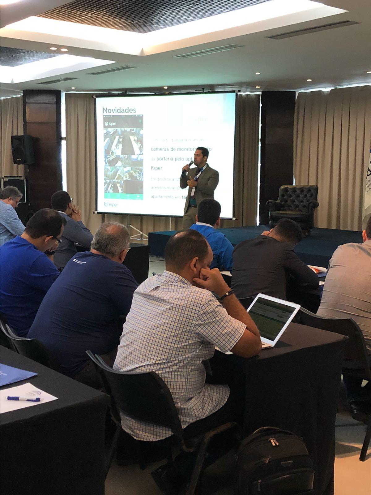Simpósio Abese Maceió é marcado por novidades do setor de segurança eletrônica