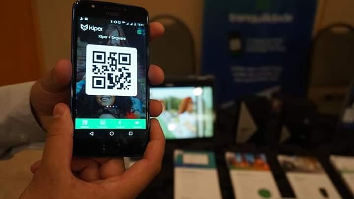 Kiper marca presença no Congresso Segurança Eletrônica – um mercado sem fronteiras