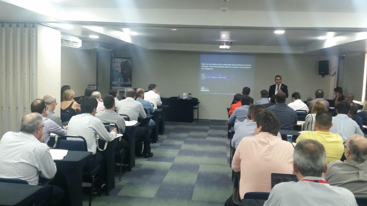 Kiper participa do Encontro Regional ALAS Brasil em Campinas