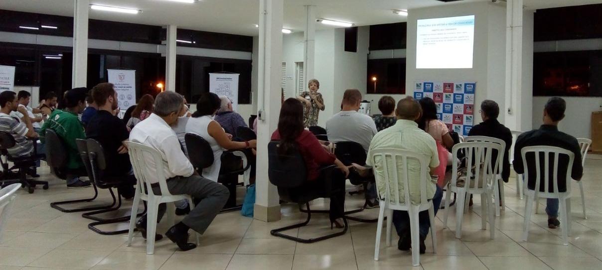 Em Brasília, síndicos recebem treinamento de administração condominial