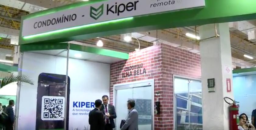 Tecnologia Kiper é destaque na ISC Brasil