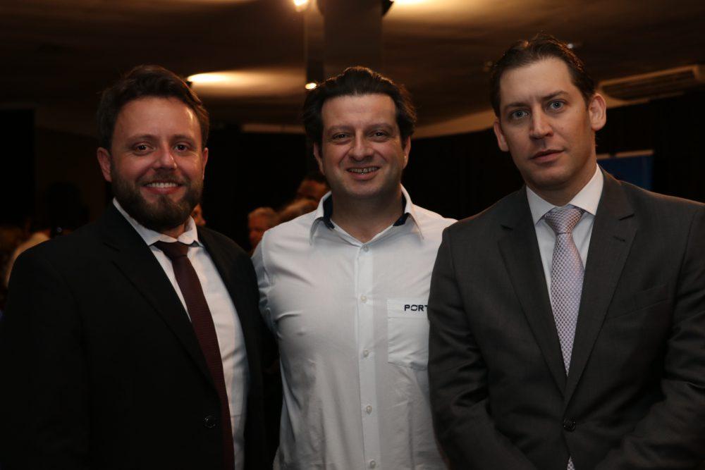 Em Londrina, Kiper participa do 1º Talk Show com Rodrigo Karpat