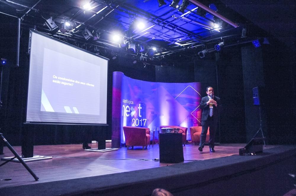 Portaria remota Kiper é destaque no Superlógica Next 2017