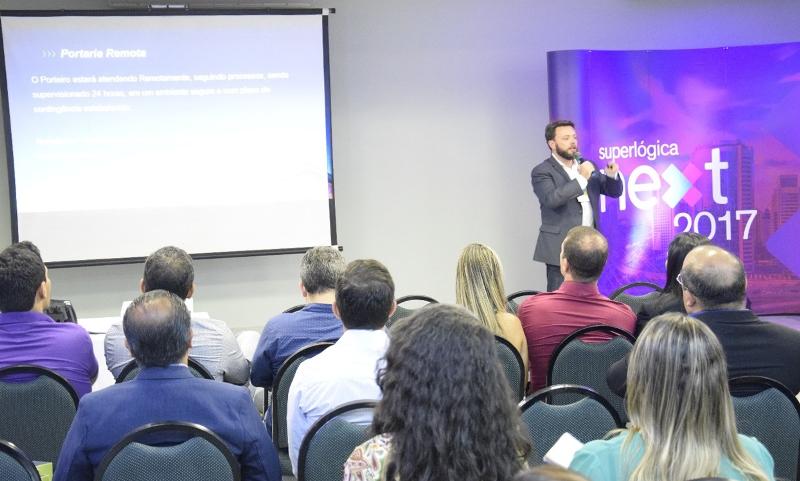 Kiper participa do Superlógica Next e debate sobre o futuro da administração condominial