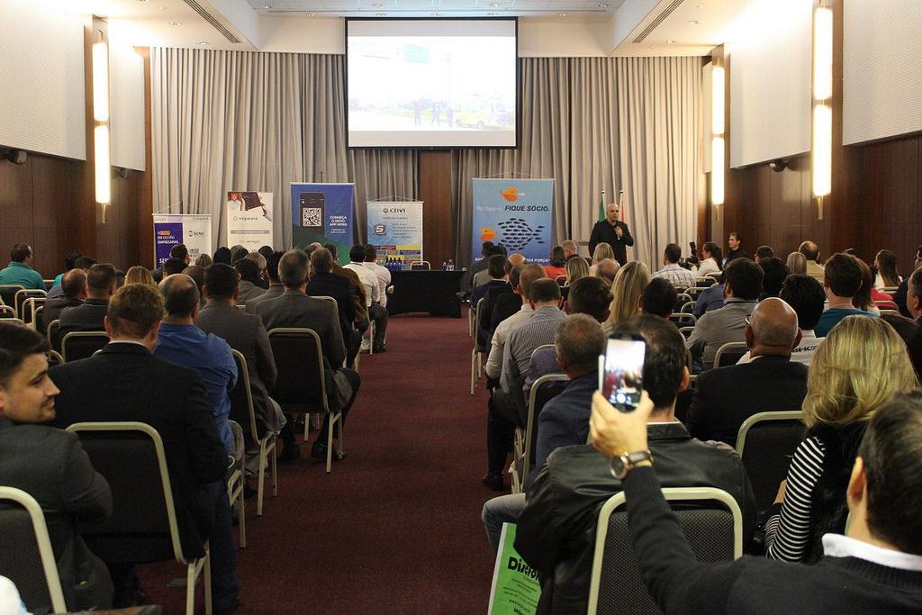 6º Congresso Catarinense das Empresas de Sistemas Eletrônicos de Segurança é marcado por atualizações do mercado