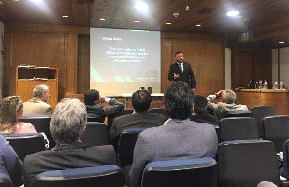 Evento promovido pela ASIS International tem apresentação do sistema Kiper