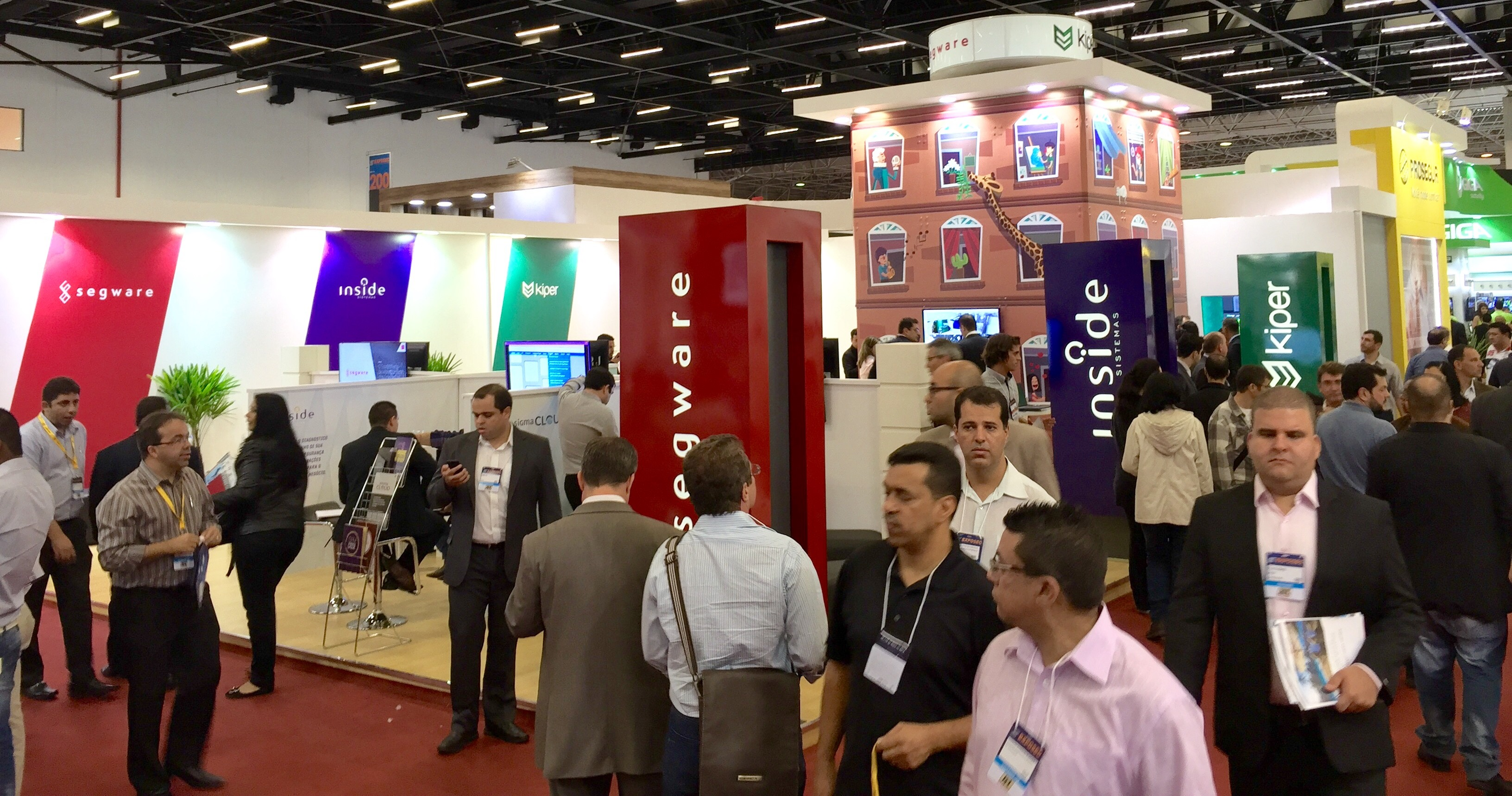 Exposec abre as portas com o Kiper