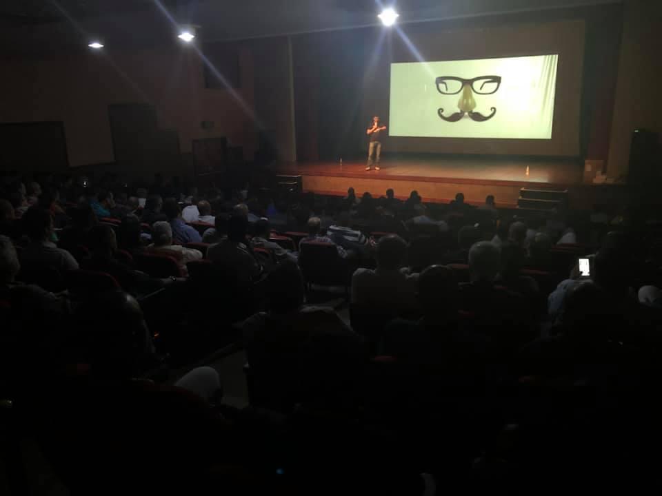 Congresso de segurança eletrônica recebe palestra de Fabio Beal