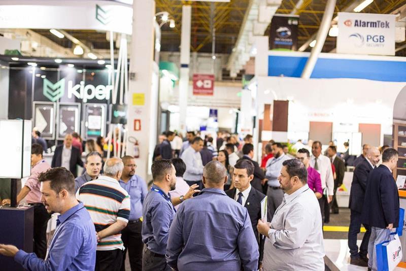 Kiper na ISC Brasil