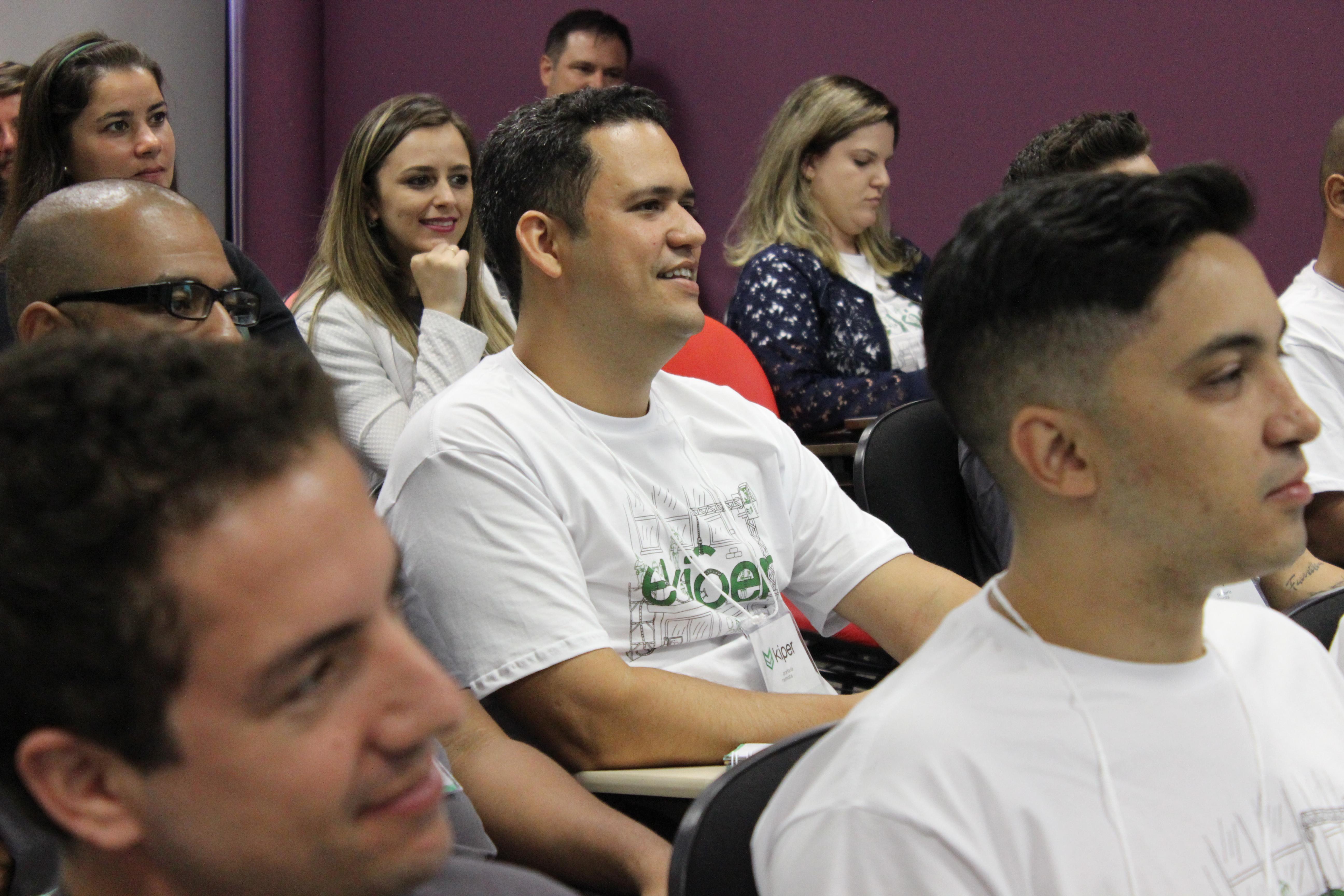 Kiper promove treinamento Partner Success