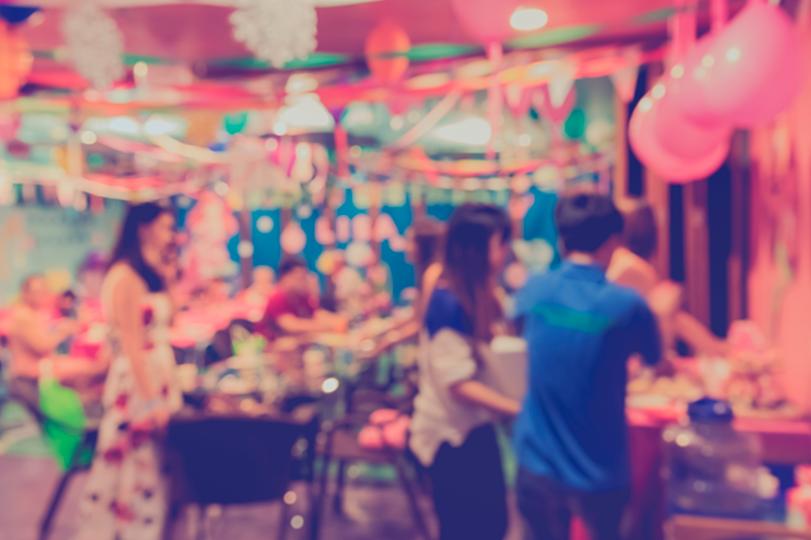 Normas para uso do salão de festas em condomínio