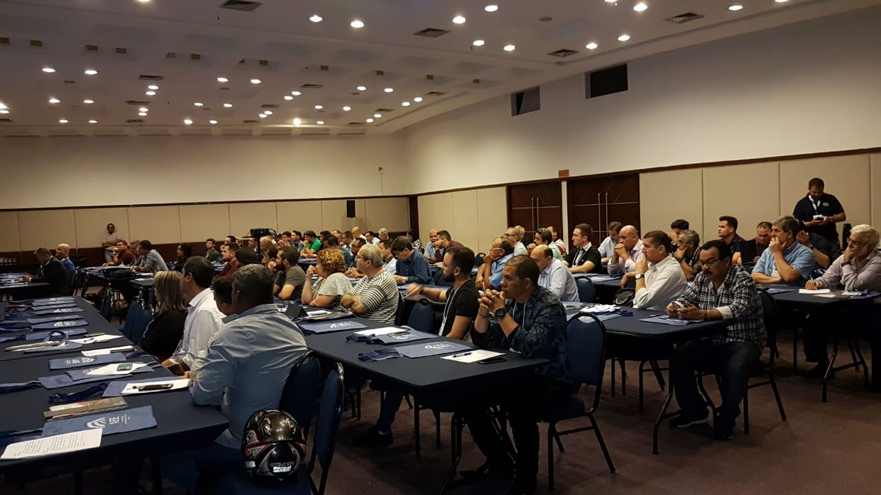 Simpósio Abese Fortaleza teve palestra sobre a portaria remota Kiper